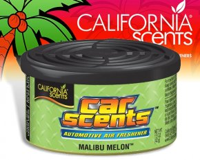 California Scents CarScents air fresh Lufterfrischer - Malibu Melon