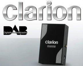 Clarion DAB / DAB+ Radio Tuner DAB404E
