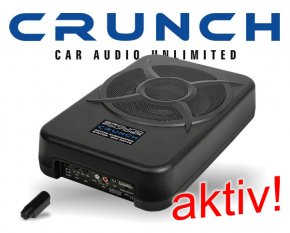 Crunch Aktiv Subwoofer 20cm GP808
