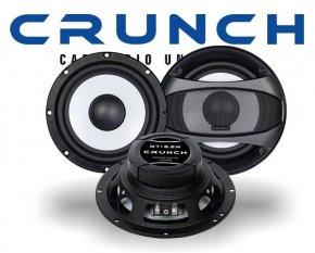Crunch Kickbass Subwoofer GTi-6.2W