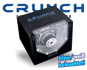 Crunch GroundPounder Single Bandpass GPX-10BP