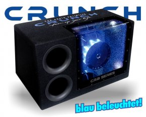 Crunch CRB Single Bandpass CRB-500