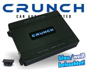 Crunch GTX Monoblock Endstufe GTX-1200