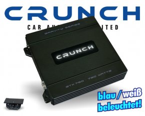Crunch GTX Monoblock Endstufe GTX-750