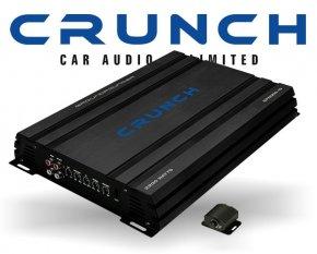 Crunch GPX Auto Verstärker Endstufe GPX-2000.D