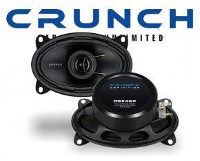 Crunch Definition 2-Wege Auto Lautsprecher DSX-462