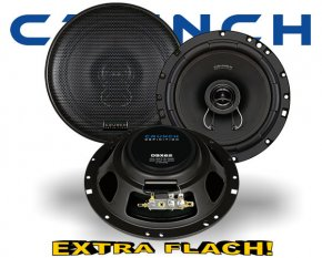 Crunch Definition 2-Wege Auto Lautsprecher DSX-62
