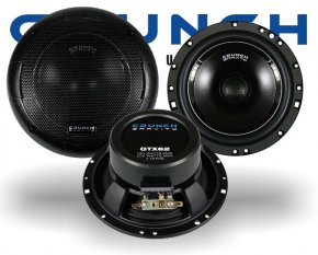 Crunch Gravity 2-Wege Auto Lautsprecher GTX-62