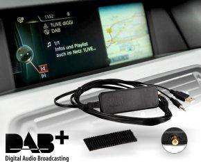 DAB+ Nachrüstung Umrüstung auf Digitalradio universell per Bluetooth und AUX