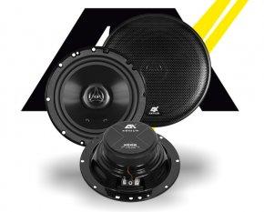 ESX Xenium 2-Wege Auto Lautsprecher Koax XE-62