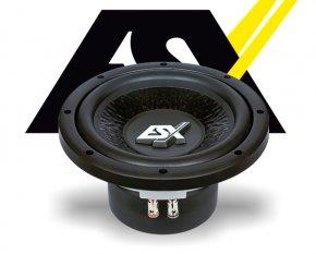 ESX Subwoofer Signum SX-840