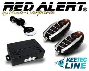 Funkfernbedienung Nachrüstset hochwertig Keetec-Line CZ100CAN Solid Edition CAN-Bus