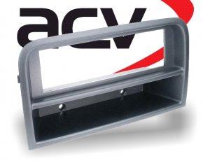 Radioblende mit Ablagefach Fiat Croma (schwarz)
