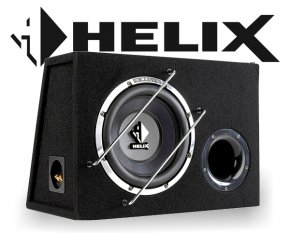 Helix Precision Bassreflex Subwooferbox P 10E