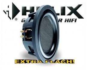 Helix Esprit Subwoofer E 10W - EXTRA FLACH