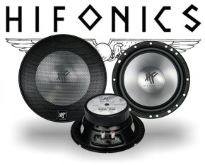 Hifonics Atlas Kickbass Subwoofer AS-6.2W