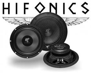 Hifonics Vulcan Kickbass Subwoofer VX6.2W