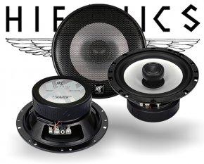 Hifonics Atlas 2-Wege Koax Lautsprecher AS-62