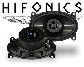 Hifonics Titan 2-Wege Auto Lautsprecher Koax TS462
