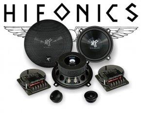 Hifonics Titan 2-Wege Auto Lautsprecher System TS5.2C