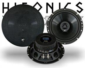 Hifonics Titan 2-Wege Auto Lautsprecher Koax TS62