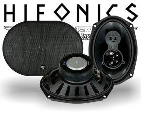 Hifonics Titan 3-Wege Auto Lautsprecher Triax TS693