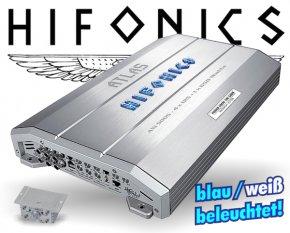 Hifonics Atlas Auto Verstärker Endstufe AXi-5005
