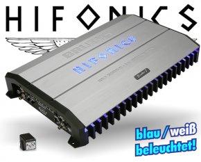 Hifonics Subwoofer Endstufe Brutus BRX-3000D