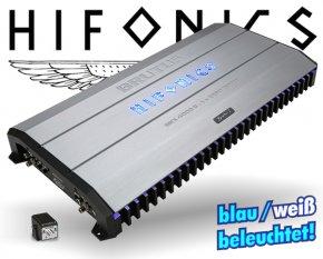 Hifonics Subwoofer Endstufe Brutus BRX-4000D