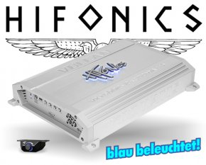 Hifonics Vulcan Auto Verstärker Endstufe VXi-6002