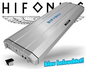 Hifonics GEN-X4 Auto Verstärker Endstufe COLOSSUS