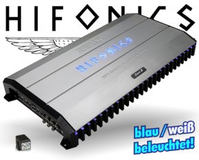 Hifonics Zeus ZRX Endstufe ZRX-9404