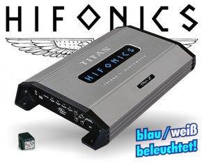 Hifonics Titan Auto Verstärker Endstufe TSi600-II