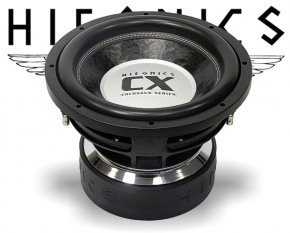 Hifonics Colossus Subwoofer Bass CX12-D2