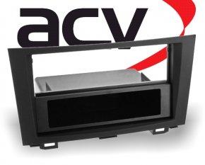 Radioblende Doppel-DIN Einbaukit mit Ablagefach Honda CR-V