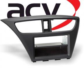 Radioblende Doppel-DIN Einbaukit mit Ablagefach Honda Civic