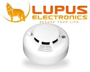 IP Funk Haus Alarmanlage LUPUSEC - XT Rauchmelder