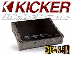 Kicker IX Digital Monoblock-Endstufe IX1000.1