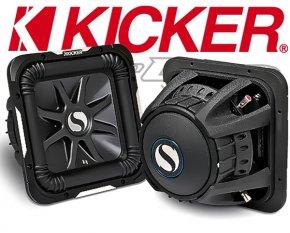 Kicker Subwoofer SoloBaric L7 S15L72 2x 2ohm 2000W 38cm