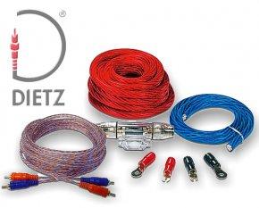 Endstufen Kabelsatz Dietz 50