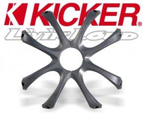 Kicker Subwoofer-Grill GL für Solobaric Subwoofer
