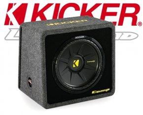 Kicker Subwoofer Bassbox VCompS122 VCWS122 2ohm 600W 30cm