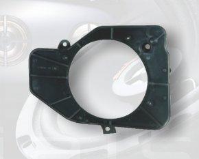 Lautsprecher Adapterringe für Mercedes - 27119007