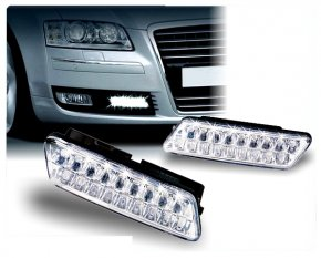 LED Tagfahrlicht Tagfahrleuchten nachrüsten Typ DRL10