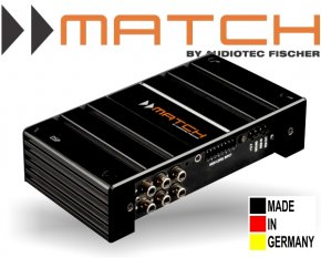 Match DSP 6-Kanal Plug&Play Digital Sound Prozessor M-DSP