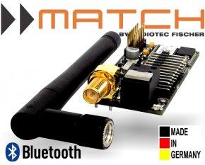 Match MEC BT Bluetooth Modul für Plug&Play DSP Verstärker PP62DSP