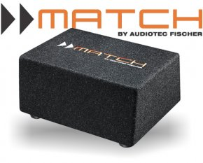 Match 8 20cm Plug&Play Bassreflex-Subwoofer PP 8E-Q