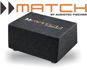 """Match 8"""" 20cm Plug&Play Bassreflex-Subwoofer PP 8E-Q"""
