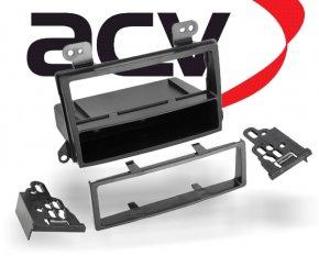 Radioblende mit Ablagefach Mazda MPV 2000-2006 schwarz