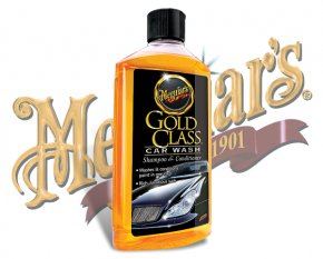Meguiars Car Wash Shampoo Gold Class G-7116